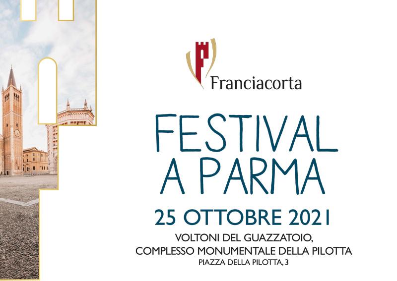 Festival a Parma – Franciacorta