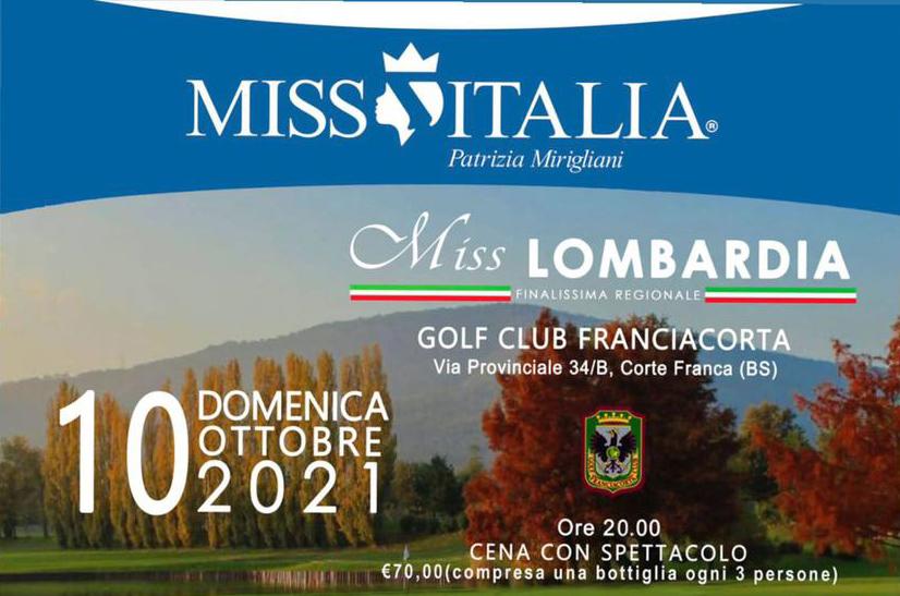 MISS ITALIA – Miss Lombardia